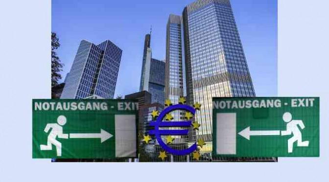 Kriegsflüchtlinge und Geldpolitik