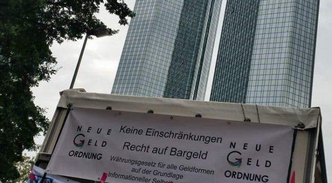 Kommentar:  zur Diskussion um die Fusion der Deutschen Bank mit der Commerzbank